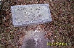 Ruthie Mae Thomas