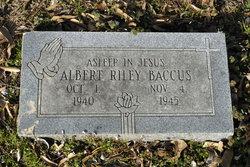 Albert Riley Baccus