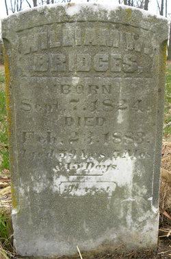William W Bridges