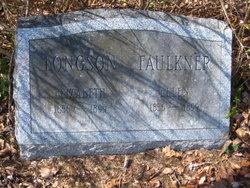 Elizabeth <i>Faulkner</i> Longson