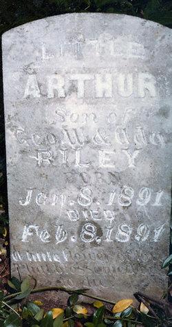 Arthur Riley