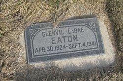 Glenvil LaRae Eaton