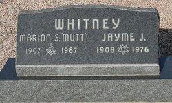 Marion S. Mutt Whitney