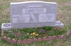 Herbert Franklin Garrettson
