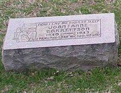 Joan Anne Garrettson