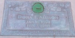 Dona L. Allison