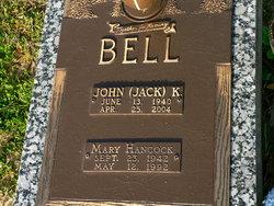 Mary <i>Hancock</i> Bell
