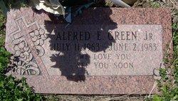 Alfred E Green, Jr