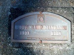 Louvina P. Maybank