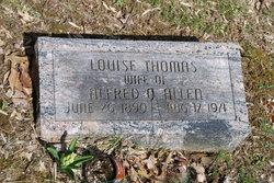 Louise <i>Thomas</i> Allen