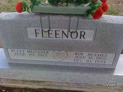 Roy Hughes Fleenor