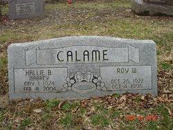 Roy W. Calame