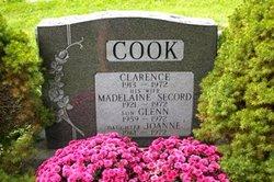 Madelaine Isobel <i>Secord</i> Cook