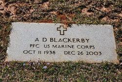 A D Blackerby