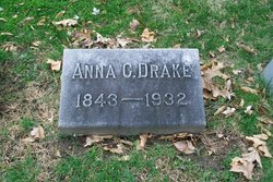 Anna C <i>Jones</i> Drake