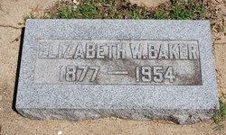 Elizabeth W. Baker