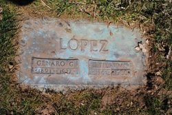 Genaro G Lopez