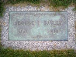 George Irving Bayley
