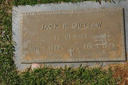 Jack Robert Outlaw