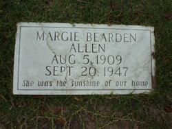 Margie <i>Bearden</i> Allen