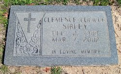 Clemence Lucille <i>Shelley</i> Sibley