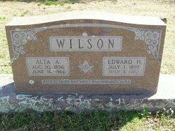 Edward Howett Wilson
