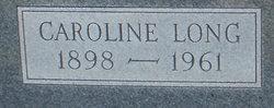 Dorothy Emma Caroline <i>Long</i> Beach