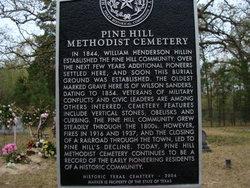 Pinehill Methodist Cemetery