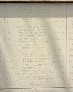 SSgt Lawrence T Duffy