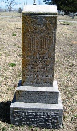Eva Gustava <i>Norling</i> Frisk