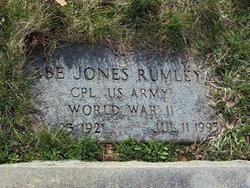 Abe Jones Rumley