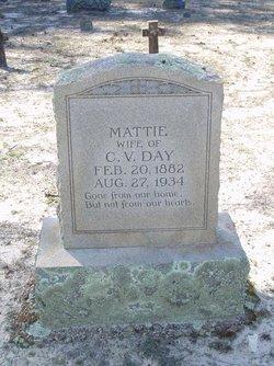 Mattie <i>Childs</i> Day