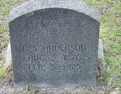 Eli Samuel Anderson
