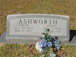 Annie <i>Rogers</i> Ashworth