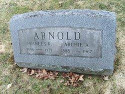 Frances Rebecca <i>Walker</i> Arnold