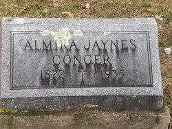 Almira M <i>Jaynes</i> Conger