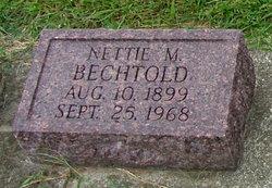 Nettie Marie Bechtold