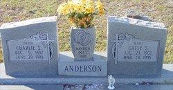 Gatsy <i>Sloan</i> Anderson