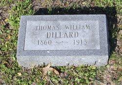 Thomas William Dillard