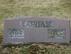 Adalia I. <i>Anderson</i> Lapham