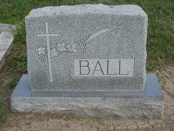 May Martha <i>Curtis</i> Ball