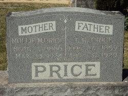 Mary Margaret Mollie <i>Howard</i> Price