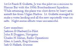 Lieut Frank E. Gullette, Jr