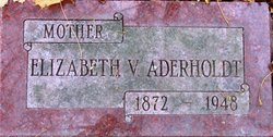 Elizabeth V Aderholdt