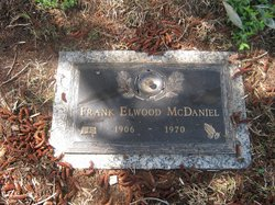 Frank Elwood McDaniel