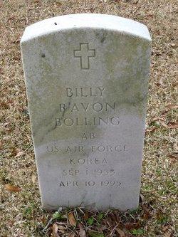 Billy Ravon Bolling