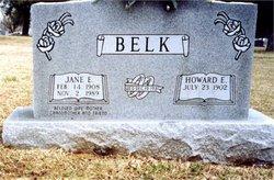 Howard Estrelle Belk