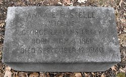 Anna E H <i>Steele</i> Lilley