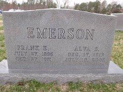 Alva S Emerson