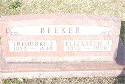 Theodore J. Beeker